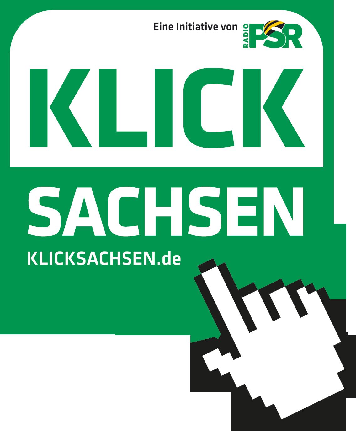 Klick Sachsen Kampagne
