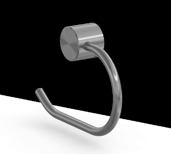 Hochwertiger WC-Papierrollenhalter ADRIA aus Edelstahl