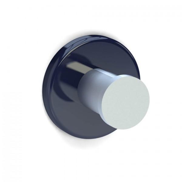 Bunt & Pfiffig Universalhaken aus Aluminium pulverbeschichtet RAL 5003 Saphirblau