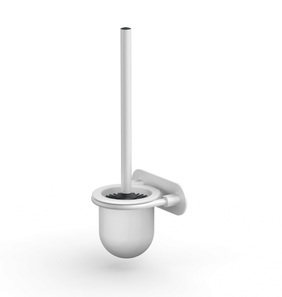 Hochwertige WC-Bürste ADRIA aus Aluminium