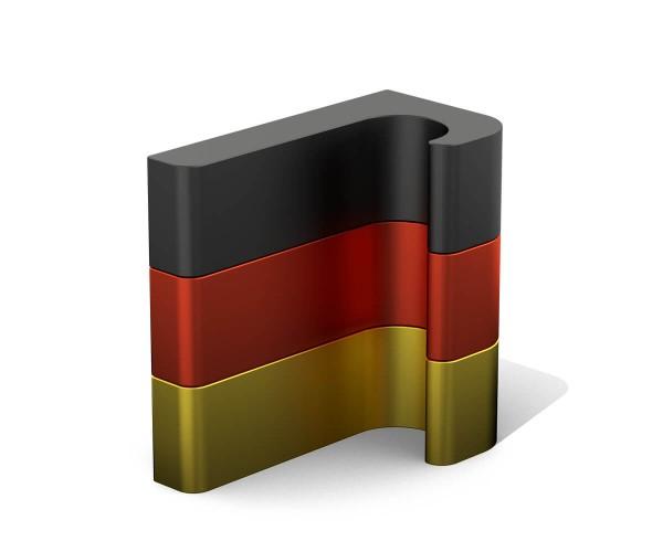 Deutschland-Haken