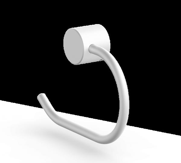 Hochwertiger WC-Papierrollenhalter ADRIA aus Aluminium