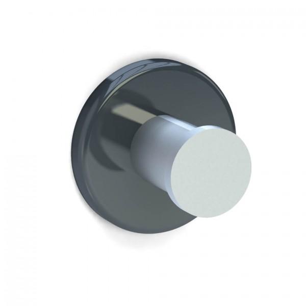 Bunt & Pfiffig Universalhaken aus Aluminium pulverbeschichtet RAL 7012 Basaltgrau