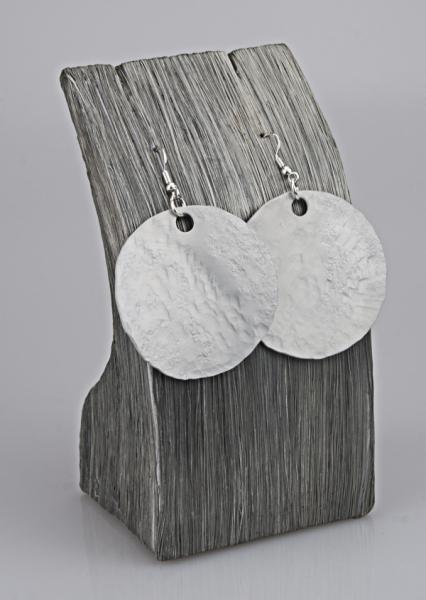 Ohrschmuck mit Anhänger Silber