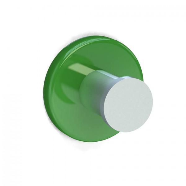 Bunt & Pfiffig Universalhaken aus Aluminium pulverbeschichtet RAL 6018 Gelbgrün